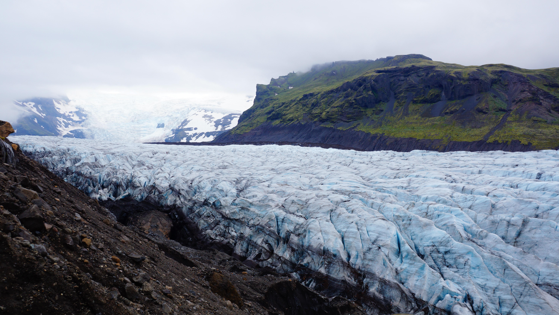 Icelandic natural landscapes